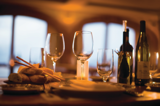 Specialty Dining Package