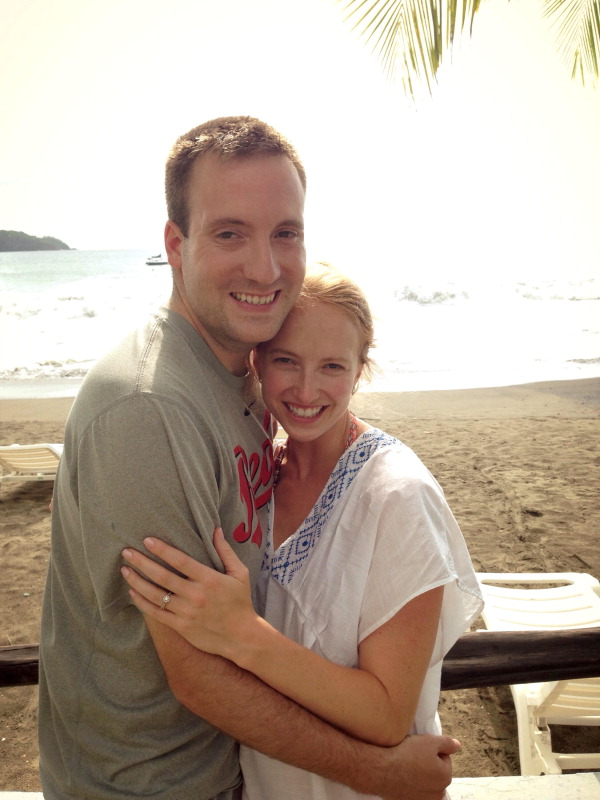 Steven McQuade and Lindsay Jehn's Honeymoon Registry